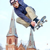 Steeple skate