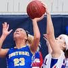 Boothbay at Oak Hill girls basketball