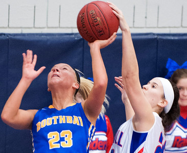 Boothbay at Oak Hill girls basketball