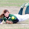 Skowhegan at Oxford Hills softball game