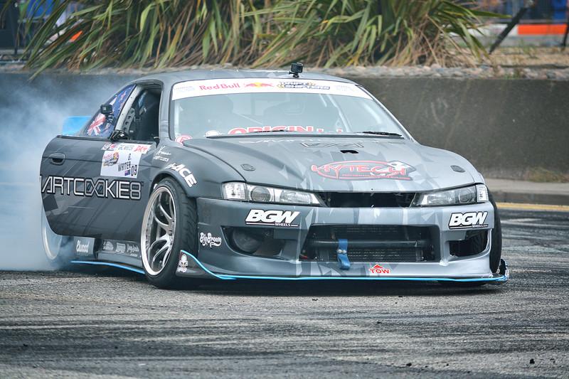 Nissan Silvia V8