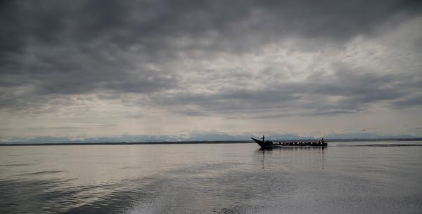 Por la extensión del territorio, viajar a Puerto Marizalde (para algunos) era un viaje en bote de un día.