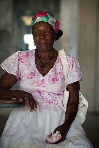 Mujer del río naya.