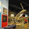 Robins Airforce Base Museum of Aviation in Warner Robins, Georgia 05-19-12