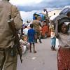 On the road to Kigali. <br /> Rwanda, November 1996.<br /> <br /> © Laura Razzano
