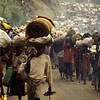 The circle of the refugees.<br /> Rwanda, Novembre 1996<br /> <br /> © Laura Razzano