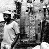 The lavatories are only six latrines.<br /> Rwanda, Prison of Gitarama, November 1996.<br /> © Laura Razzano