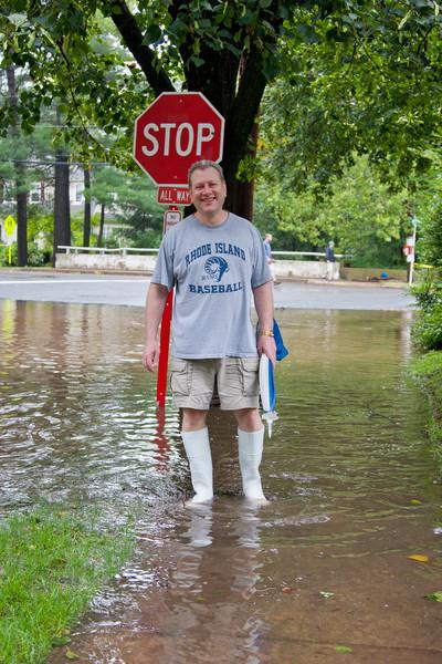 Ridgewood Survives Hurricane Irene Soggy But Essentially Intact
