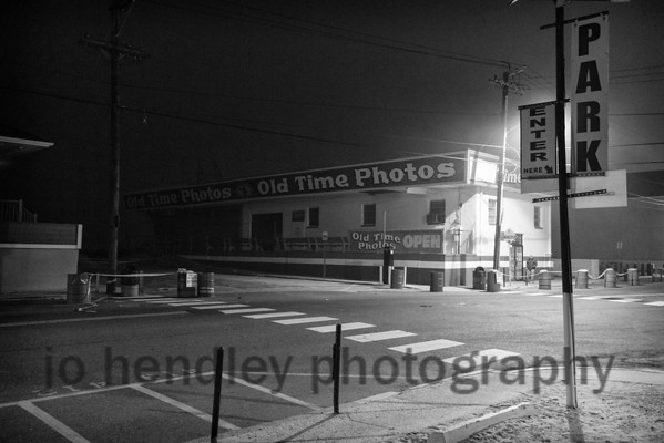 Old Time photos, Seaside Heights.