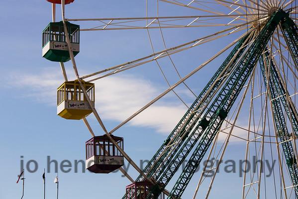 Funtown Pier Wheel