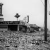 Debris in Seaside Heights, just after Sandy.