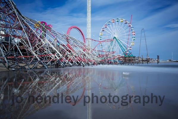 Long Exposure 2 Funtown Pier