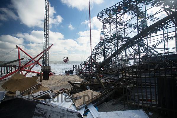 Debris, Coaster and Slingshot