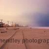 Seaside Heights beach, colour