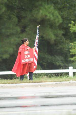September 13, 2014  - Raleigh, NC - First Amendment