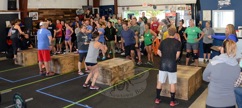 JV_Two Roads-Crossfit - interior group 01