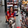 JV_Tractor Supply Soft Opening Commences - Mgr Brenda Borromeo w Graycie