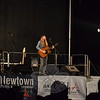 EH_ Newtown Arts Festival, Sawyer Fredericks on stage CROPPED
