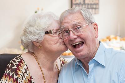 Shirley and Ken's Anniversary