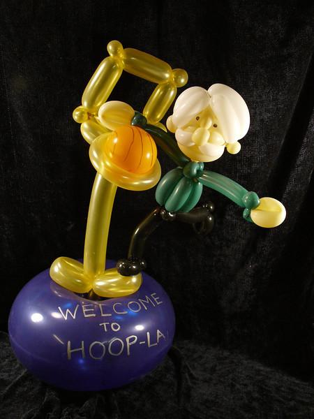 Hoopla Balloon Art