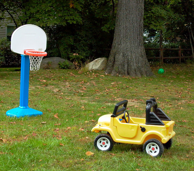 Driving to the Hoop