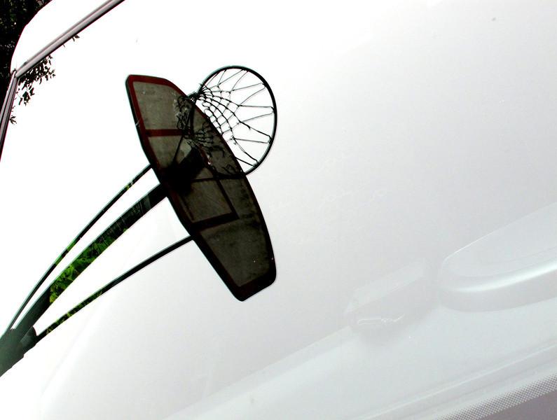 KIA Windshield Hoop