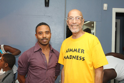 Omar Williams and James Catalyn.