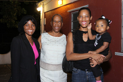 Andrea Brice, Alice Neymour and Astacia and Asia Linden.