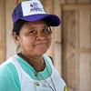 Muchas mujeres campesinas e indígenas de la región han perdido a sus seres queridos a causa del conflicto armado; los restos de muchas víctimas continúan desaparecidos y las mujeres están esperando la reparación por parte del Estado colombiano.