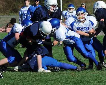 LMS football vs Poland Kevin Dillingham