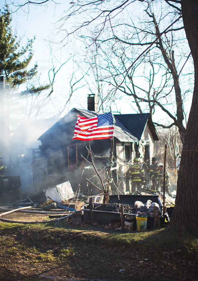 Henry Clay House Fire