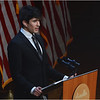 Introducing the mayor: East Boston High School graduate Angel Castillo.