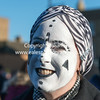 Straw Bear Festival, Whittlesey, Cambridgeshire UK 11th January 2014
