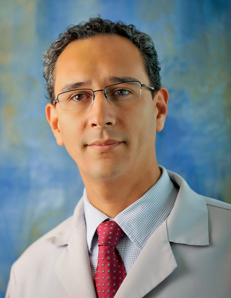 Dr. Ricardo Franco, internal medicine