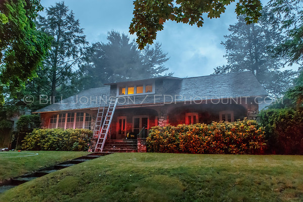Structure Fire - 69 College Ave. - City of Poughkeepsie FD