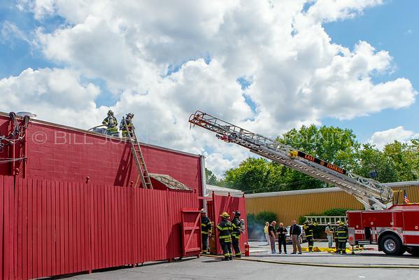 Structure Fire - Pizza Village - East Fishkill Fire District - 6/26/2014