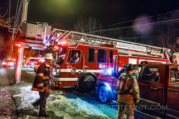 Structure Fire - Bobs Auto Body - Smith Street - City of Poughkeepsie FD -3/17/15