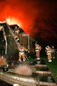 Structure Fire 45 Starmill Road _ Rombout Fire Dept