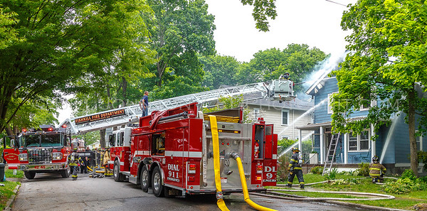 Structure Fire - Village of Cold Spring - 54 Parrott Street