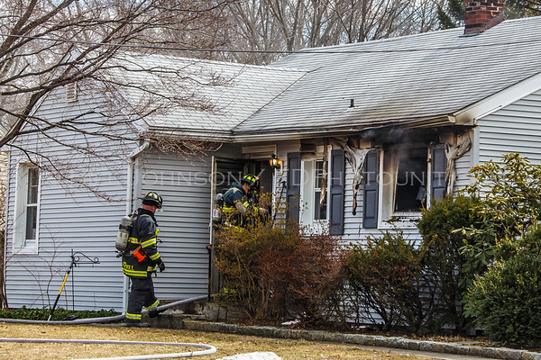 Structure Fire - Village of Fishkill FD - Virginia Avenue. 3/31/15