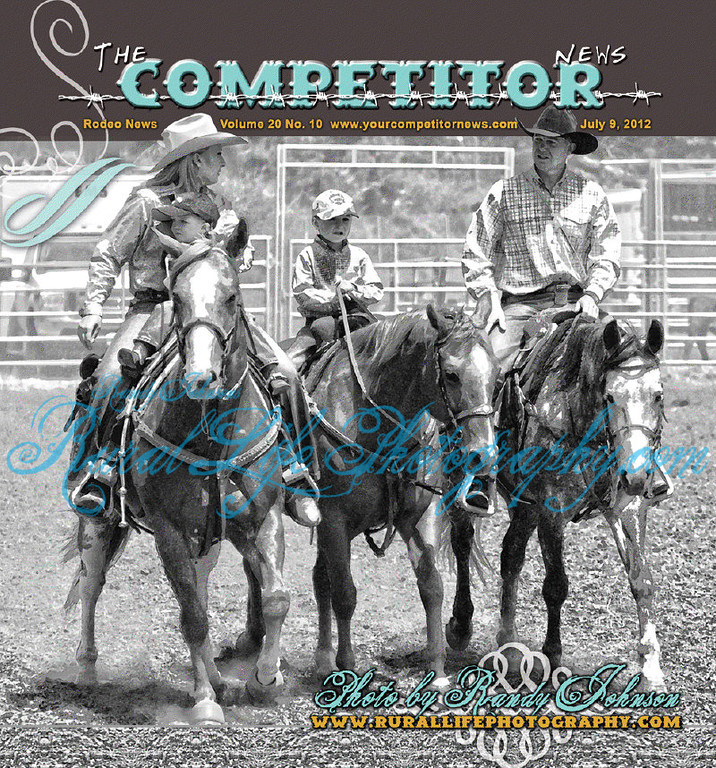 This was sent to me today 6/27/2012,should be out by July 9<br />  This family Kelsey,Blake,Wade,Clint Endicott are some of my favorite Rodeo Families to shoot,the two Youngins are so photogenic.