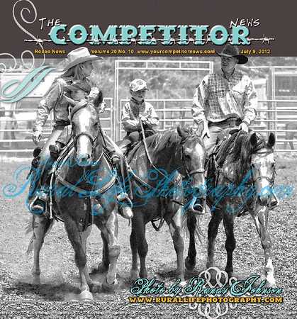 This was sent to me today 6/27/2012,should be out by July 9  This family Kelsey,Blake,Wade,Clint Endicott are some of my favorite Rodeo Families to shoot,the two Youngins are so photogenic.