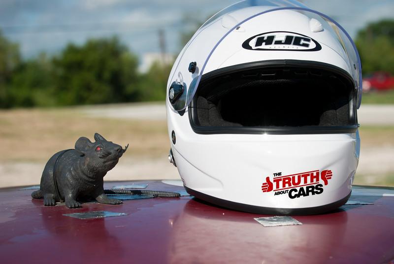 Rat Helmet