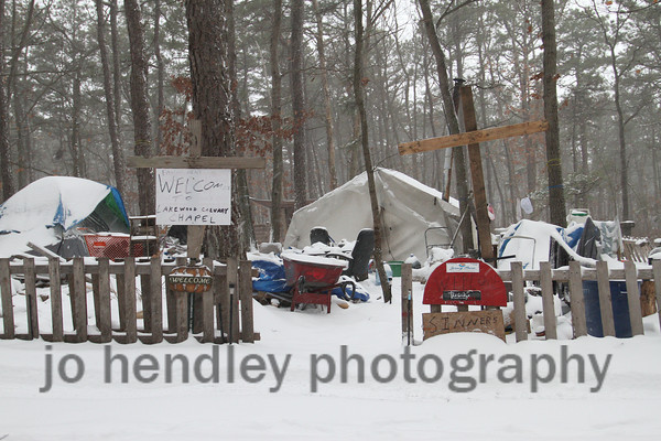 Tent City Project