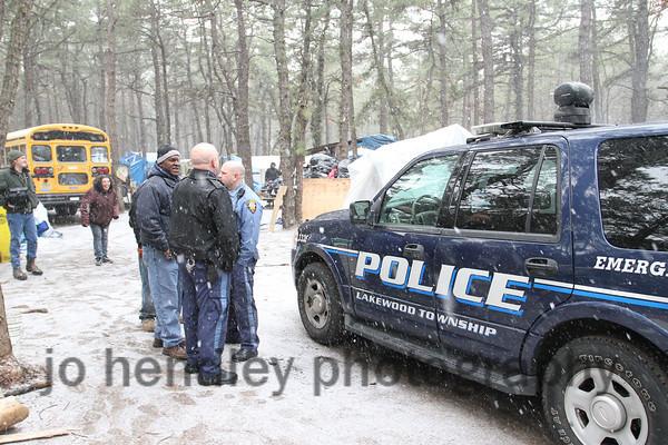 Tent City Demo pt1