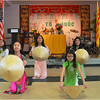 Performance by members of the Girl and Boy Scouts affiliated with the Vietnamese American Community Center.