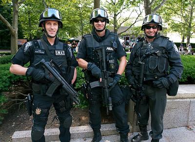 US Park Police SWAT