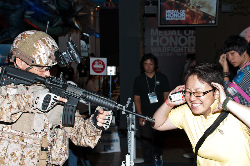 Electronic Arts and Warfighter(?)