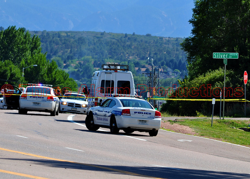"""See the traffic accident location in Colorado Springs, Colorado on Google Maps at this link: <a href=""""http://goo.gl/maps/y0CVr"""">http://goo.gl/maps/y0CVr</a>"""