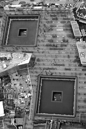 World Trade Center Footprint